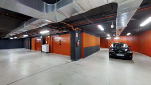 Parking lugar